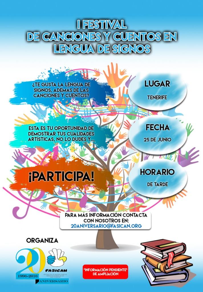 I Festival de Canciones y Cuentos en Lengua de Signos - 25 de junio, Tenerife Canciones-y-Cuentos-v2.5-712x1024