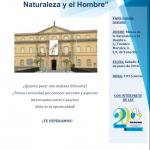 VISITA AL MUSEO DEL HOMBRE Y LA NATURALEZA, 4 DE JUNIO.
