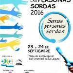 PROGRAMA DÍA INTERNACIONAL DE LAS PERSONAS SORDAS