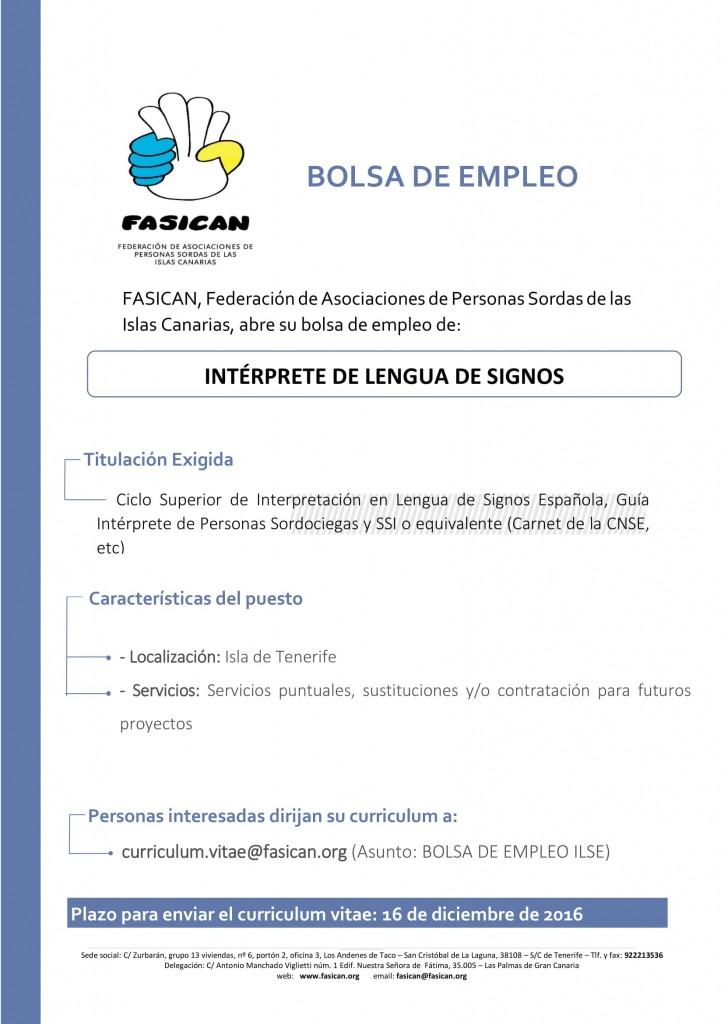 BOLSA DE empleo FASICAN ILSE-1