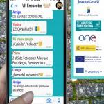 Preparativos previos para el VII Encuentro de jóvenes sordos de Canarias