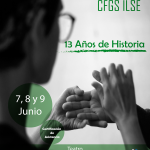 Jornadas CFGS ILSE
