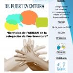 """ENCUENTRO DE PERSONAS SORDAS DE FUERTEVENTURA: """"Servicios de FASICAN en la delegación de Fuerteventura"""""""