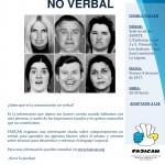 Charla sobre Comunicación no verbal