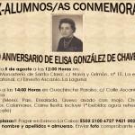 Celebración del 50º Aniversario de Elisa González de Chaves