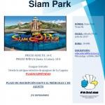 Visita al Siam Park el 29 de julio ¿te vienes?
