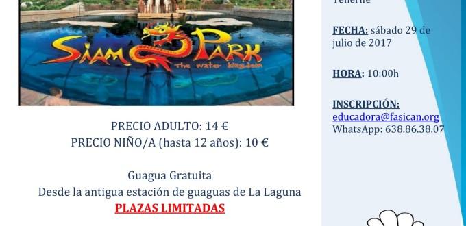 siam park julio 29 La Caixa-1