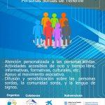 """Finaliza el proyecto """"Favoreciendo el bienestar social de las personas sordas de Tenerife"""""""