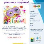 Visita guiada a la Casa del Carnaval con nuestros mayores sordos ¿te apuntas?