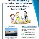 Nuevo servicio de atención social en Fuerteventura
