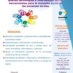 PROYECTO NUEVAS TECNOLOGÍAS E INTERVENCIÓN SOCIAL: HERRAMIENTAS PARA LA INCLUSIÓN SOCIAL DE LAS PERSONAS SORDAS