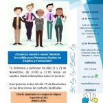 Charlas Informativas sobre el nuevo Servicio de Empleo de FASICAN
