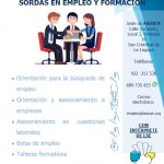 Nuevo servicio de empleo en FASICAN