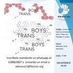 Charla de sensiblización sobre la transexualidad
