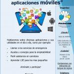 """Charla """"Aplicaciones móviles"""""""