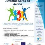 Proyecto juventud sorda en acción