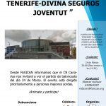 Partido de baloncesto IBEROSTAR TENERIFE-DIVINA SEGUROS JOVENTUT