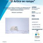 """EXPOSICIÓN """"EL ÁRTICO SE ROMPE"""""""