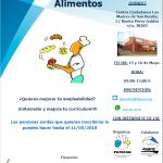 CURSO DE MANIPULADOR DE ALIMENTOS