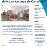 VISITA A LA COMPAÑÍA CERVECERA DE CANARIAS