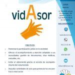Presentación del proyecto vidAsor 2018