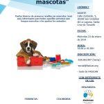 Comenzamos el calendario de actividades con una charla sobre primeros auxilios en mascotas